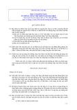Hệ thống chuẩn mực kiểm toán Việt Nam - Chuẩn mực số 800: Báo cáo kiểm toán về những công việc kiểm toán đặc biệt