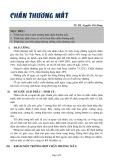 Bài giảng Chấn thương mắt - TS. BS. Nguyễn Chí Hưng
