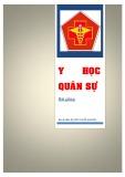 Bài giảng Y học Quân sự - Đại tá, BS. Bùi Xuân Quang