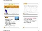 Bài giảng Kế toán tài chính: Chương 6 - TS. Nguyễn Thị Kim Cúc