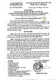 Quyết định số: 07/2016/QĐ-UBND thành phố Hà Nội