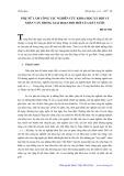 Phụ nữ làm công tác nghiên cứu khoa học xã hội và nhân văn trong giai đoạn đổi mới của đất nước - Bích Thu