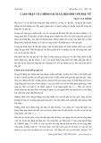 Cảm nhận về chính sách xã hội đối với phụ nữ - Trần Văn Trình