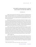 Sức khỏe và kế hoạch hóa gia đình tại các vùng dân tộc thiểu số - Phạm Bích San