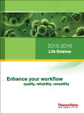 Life Science Price List 2015-2016: Enhance your workflow quality, reliability, versatilyti