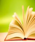 Giáo trình Lập và phân tích dự án: Phần 1