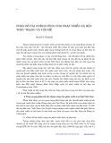 Phân bổ tài chính công cho phát triển xã hội: Thực trạng và vấn đề - Hà Huy Thành