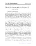 Tiếp cận hệ thống trong nghiên cứu xã hội học y tế - Nguyễn Đức Chính
