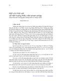 Một vài nhận xét về hiện tượng thiếu niên phạm pháp: Qua khảo sát ở trường giáo dưỡng Xuân An, tháng 1/2001 - Phạm Đình Chi