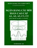 Ebook Ngân hàng câu hỏi Toán cao cấp A1, A2, A3, C1, C2 - TS. Nguyễn Phú Vinh
