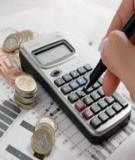 Hệ thống câu hỏi và bài tập trắc nghiệm thi công chức thuế năm 2014