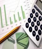 Bài tập định khoản kế toán hàng tồn kho có đáp án