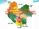 Bài giảng Khái quát thực trạng, công tác bảo vệ môi trường trên địa bàn tỉnh Thái Nguyên