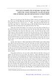 Đào tạo và nghiên cứu xã hội học tại Học viện Chính trị Hành chính Quốc gia Hồ Chí Minh: Viện Xã hội học qua 20 năm xây dựng và phát triển - Trịnh Duy Luân