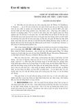 Lược sử xã hội học tôn giáo: Trường phái cấu trúc, chức năng - Nguyễn Nguyên Hồng