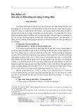 Bảo hiểm y tế: Nhu cầu và khả năng mở rộng ở nông thôn - Trịnh Hòa Bình