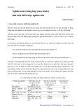 Nghiên cứu trường hợp (Case Study) như một chiến lược nghiên cứu - Thành Nhân