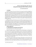 Đầu tư vào giáo dục cho con cái: Qua nghiên cứu trường hợp xã Trịnh Xá, Bình Lục, Hà Nam - Hà Thị Minh Khương