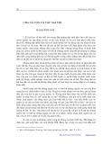 Cha và con và các giá trị - Mai Quỳnh Nam