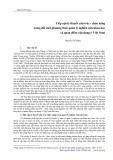 Tiếp cận lý thuyết cấu trúc, chức năng trong đổi mới phương thức quản lý nghiên cứu khoa học và quan điểm vận dụng ở Việt Nam - Nguyễn Thế Hưng