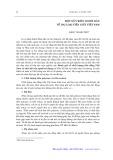 Một số ý kiến người dân về hai loại tiền giấy Việt Nam - Đặng Thanh Trúc