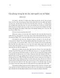Gia phong trong ký ức của một người con xứ Nghệ - Phong Lê