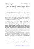 Về bài giới thiệu tác phẩm Nền đạo đức Tin lành và tinh thần của chủ nghĩa tư bản của Max Weber - Mai Huy Bích