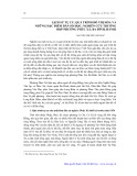 Lịch sử tụ cư, quá trình đô thị hóa và những đặc điểm dân số học: Nghiên cứu trường hợp phường Phúc Xá, Ba Đình, Hà Nội - Nguyễn Thị Thùy Dương