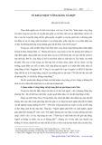 Về khái niệm công bằng xã hội - Phạm Xuân Nam