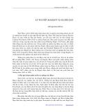 Lý thuyết Marxist và xã hội học - Bùi Quang Dũng