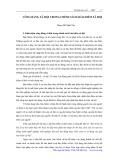 Công bằng xã hội trong chính sách bảo hiểm xã hội - Phạm Đỗ Nhật Tân