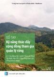 Sổ tay Kỹ năng thúc đẩy cộng đồng tham gia quản lý rừng