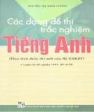 Ebook Các dạng đề thi trắc nghiệm tiếng Anh: Phần 2