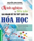 Ebook Kinh nghiệm và tiểu xảo giải đề thi THPT Quốc gia Hóa học: Phần 1