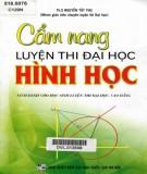 Ebook Cẩm nang luyện thi Đại học - Hình học: Phần 1 - Nguyễn Tất Thu