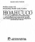Kỹ năng phân loại và phương pháp giải toán Hóa hữu cơ: Phần 2