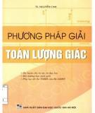 Ebook Phương pháp giải toán lượng giác: Phần 1 - TS. Nguyễn Cam