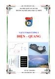 Vật lý đại cương 2 phần: Điện - Quang