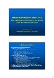 Bài giảng Khung khái niệm và phân tích: Định nghĩa năng lực cạnh tranh và các nhân tố quyết định năng lực cạnh tranh - Vũ Thành Tự Anh