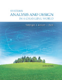 Ebook Systems analysis and design in a changing world