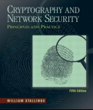 Ebook Cryptography and network security: principles and practice (5th edition): Part 1