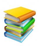 Ebook Tài liệu giáo khoa chuyên toán Đại số 10: Phần 1
