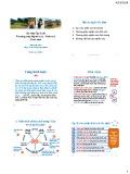 Hội thảo tập huấn phương pháp nghiên cứu - Phân tích chính sách