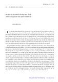 Xã hội học thực nghiệm: Hệ thống chăm sóc sức khỏe cơ sở nông thôn, vấn đề và triển vọng qua một số nghiên cứu điền dã - Phạm Bích San