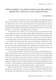 Những giai đoạn và xu hướng cơ bản của sự phát triển xã hội học Mác-Lênin ở các nước xã hội chủ nghĩa