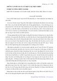 Những vấn đề cơ cấu xã hội và sự phát triển ở một xã nông thôn Nam Bộ: Điều tra xã hội học tại xã Hiếu Nghĩa, huyện Vũng Liêm, tỉnh Cửu Long - GS. Đỗ Thái Hồng