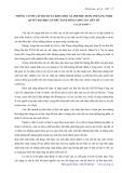 Những vấn đề cấp bách của khoa học xã hội học dưới ánh sáng Nghị quyết Đại hội lần thứ XXVII Đảng Cộng sản Liên Xô