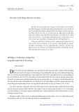 Diễn đàn xã hội học: Sức khỏe và hệ thống chăm sóc sức khỏe