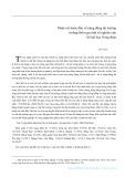 Nhận xét bước đầu về năng động thị trường ở nông thôn qua một số nghiên cứu xã hội học nông thôn - Tô Văn