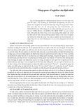 Tổng quan về nghiên cứu định tính